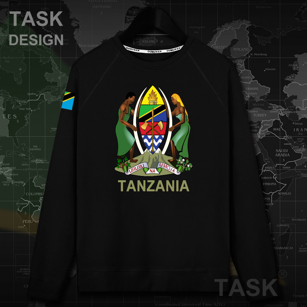 Tanzania Tanzanian TZA Swahili TZ mens hoodie pullovers hoodies men sweatshirt streetwear nation clothes Sportswear tracksuit 20