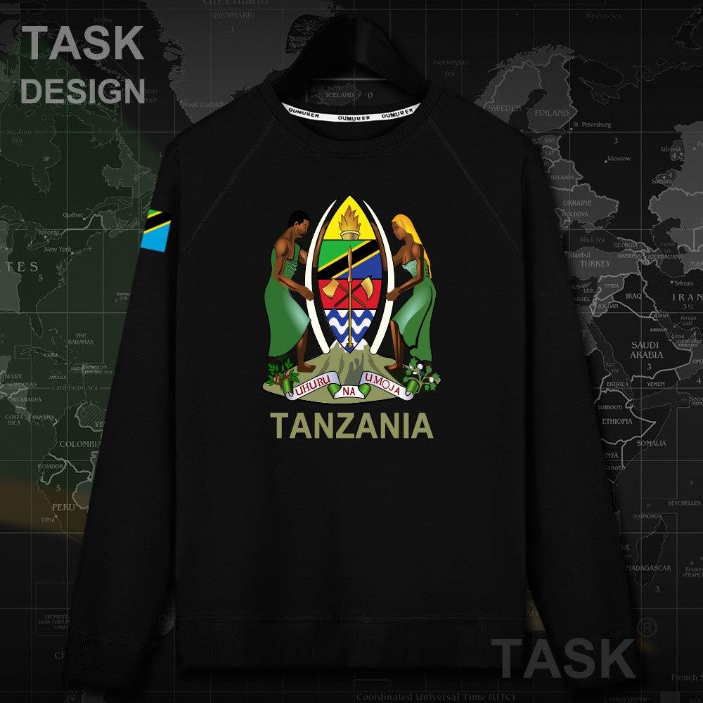 Tanzania Tanzanian TZA Swahili TZ mens hoodie pullovers hoodies men sweatshirt streetwear nation clothes Sportswear tracksuit 20