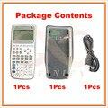 En Stock Nuevo y Original Calculadora Gráfica para HP Calculadora Gráfica 39gs Enseñar SAT/AP prueba para HP39gs (Con concha protectora)