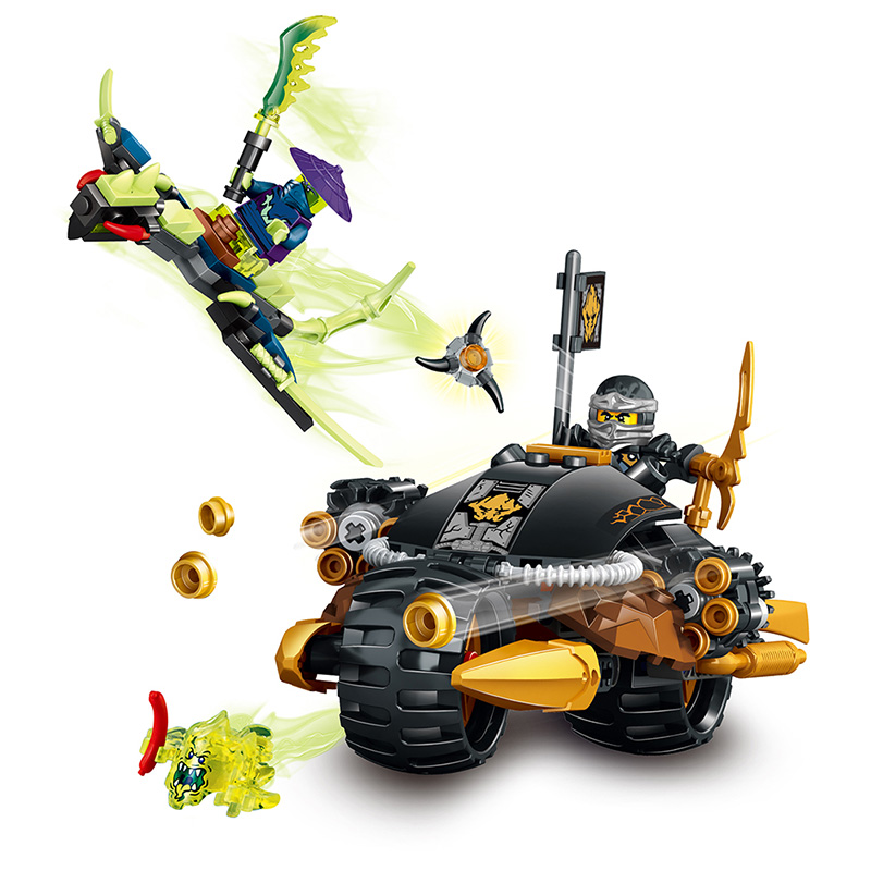 228pcs-Model-Building-Blocks-toys-Interstellar-ninjago-The-Enemy-s-Armed-Vehicles-Compatible-legoINGLYS-Ninjago-Toy