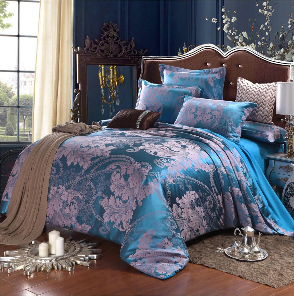 Royal Blue And Gold Bedding Www Imgkid Com The Image