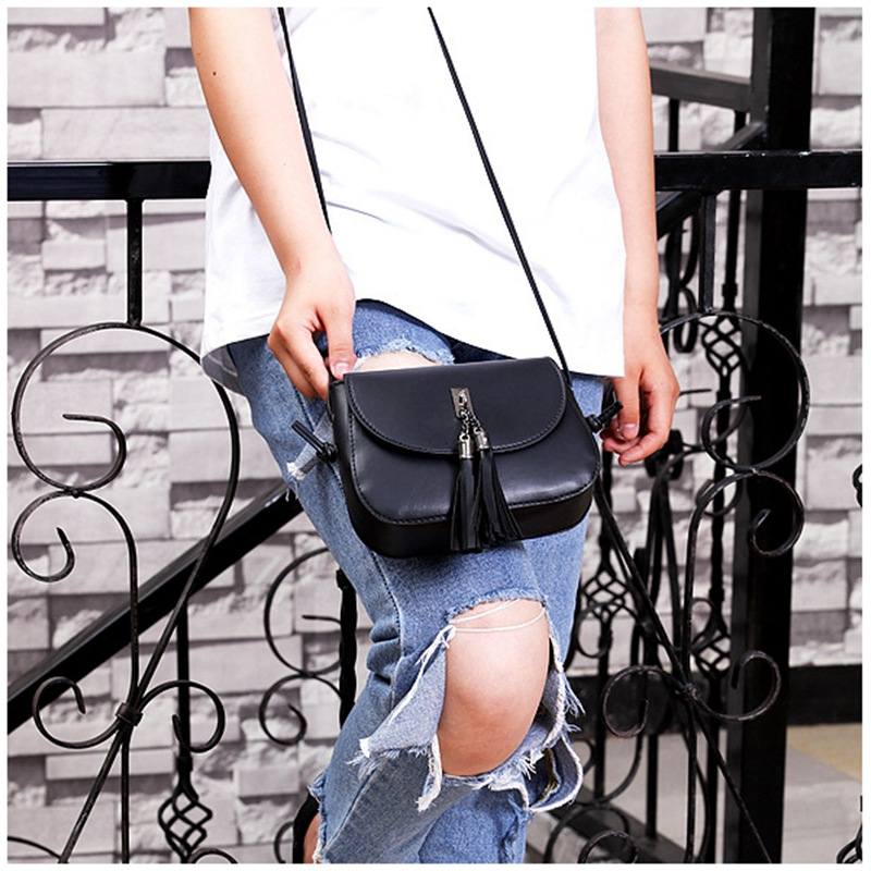 Explosion promotion in 2019, low price one day snapped up, Handbags, Fashion Shoulder Bags Black one size 35