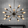 industrial pendant light for bedroom vintage lamp white Dining Room restaurant lamps modern pendant lights cord Hanging lighting