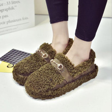 New Indoor Home Slippers Cotton Fabric Slippers Home Slippers Couples Wooden Floor Slippers For Women summer slippers han edition in female household linen floor indoor slippers antiskid couples lovely cool men s slippers home