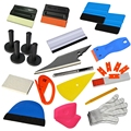 BMBY Tools Set Kits Car Window Tint Film Applicator For Automotive Wrapping Decals Diy Interior Tool Parts     -