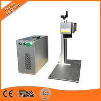 CE ISO FDA certificated high quality 50w MAX Fiber laser used for fiber