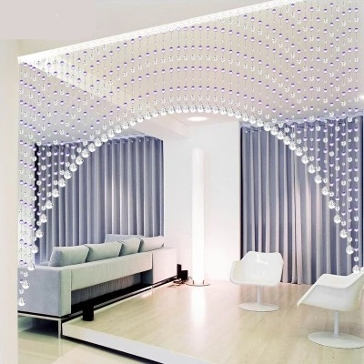 Multi Colored Living Room Partitions 1 Set Of Aaaa Crystal Beaded Curtains Good Glass Pendants Curtain Door Room Decoration Blinds Shades Shutters Aliexpress