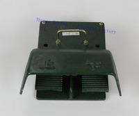 YDT1 14 Foot Switch Pedal Foot Control Switch 250V 380V 5A Double Pedal Use For Bending