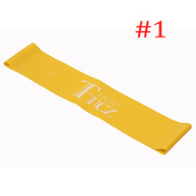 Yoga Elastic Band Tension Resistance Band Exercise Workout Ruber Loop Crossfit Strength belt