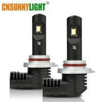 CNSUNNYLIGHT LED Headlight Fog Bulbs H11/H8 9006 9005 H7 9012 High Lumin Foglamps P13W PSX24W PSX26W 5202 Automobiles LED Lights