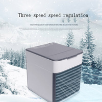New arctic air ultra portable air conditioning fan USB charging long term battery life mini air cooler small fan home