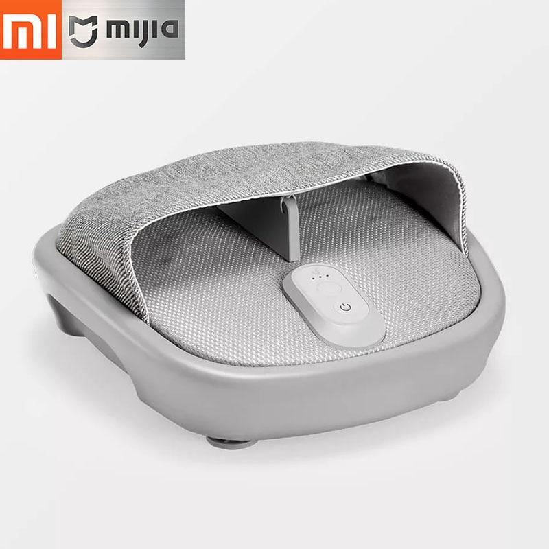 Xiaomi LeFan Foot Massager Reflexology Kneading Vibrating Roller Foot Massager 3D Health Massage Electric Automaton Heating цена