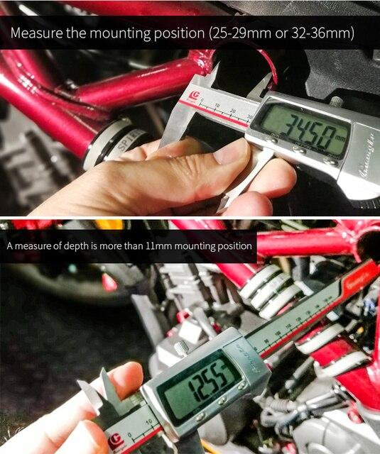 Accesorios de marco de motocicleta Spirit Beast, cubierta de tornillo de cuerpo decorativo para motocicleta Benelli TNT125 TNT300 BN300 BJ300GS