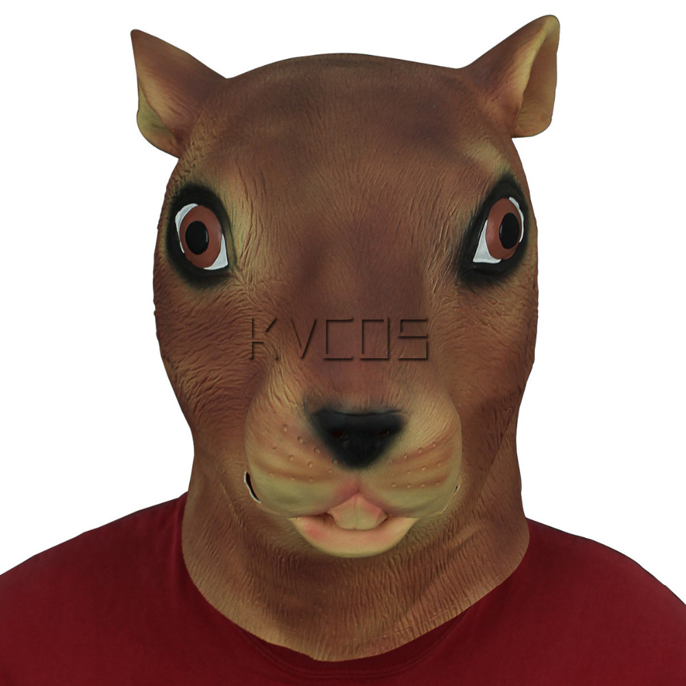 Popular Squirrel Head Mask-Buy Cheap Squirrel Head Mask lots from ...