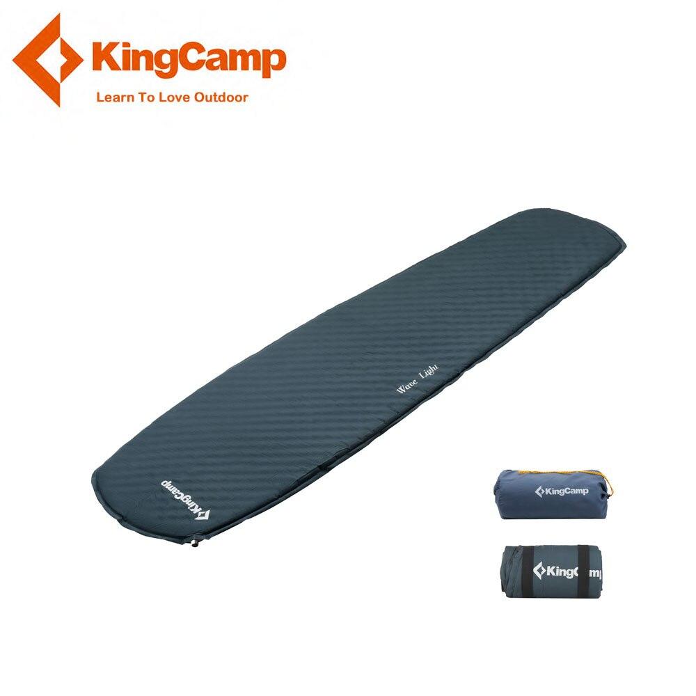 KingCamp Portable Ultralight Camping Mat Sleeping Pad Outdoor Hiking Picnic Tent Mat Waterproof Folding Air Mat