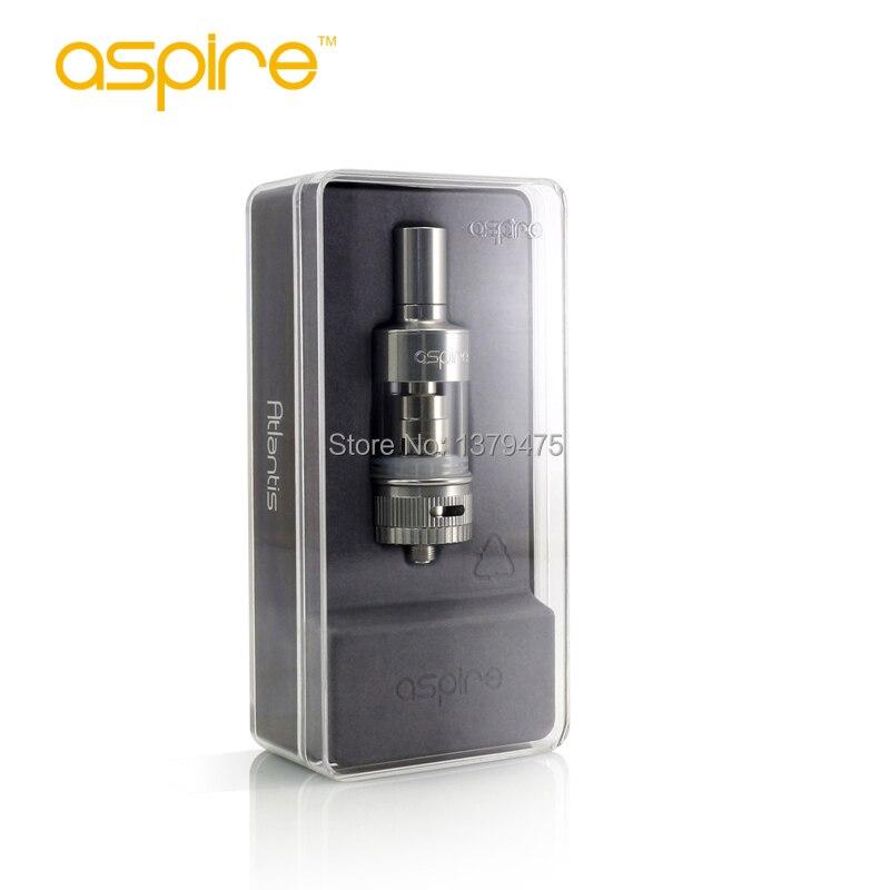 จองเริ่มต้น Aspire Atlantis Sub oHm Tank 0.5Ohm - บุหรี่อิเล็กทรอนิกส์