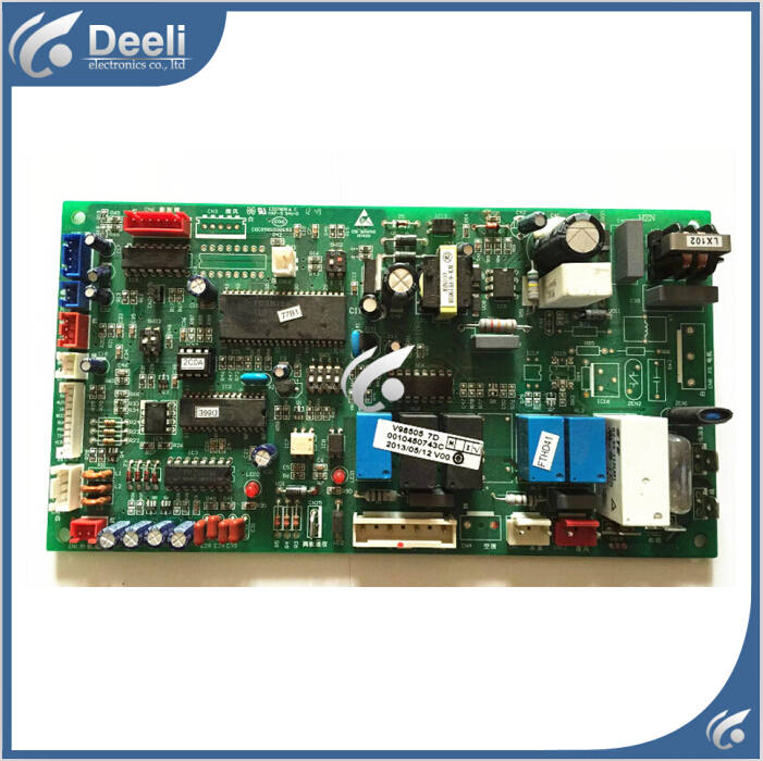 98% new good working for Air conditioning computer board KVRd-18N/J520B 0010450743C 0010450743 circuit board 95% new for haier refrigerator computer board circuit board bcd 198k 0064000619 driver board good working