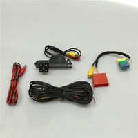 STARPAD For the JAC Refine S3 original car MP5 dedicated high definition CCD rearview camera with dedicated adapter