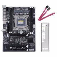 Professional X79 Mainboard Motherboard Octa Core CPU Server For DIY Desktop Computer LGA 2011 DDR3 1866/1600/1333