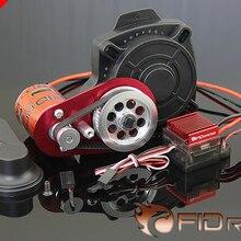 Электрический стартер с дистанционным управлением, двигатель, один ключ, Радиоуправляемый стартер для Losi 5ive для baja 5b 5t ss rc, игрушечный автомобиль