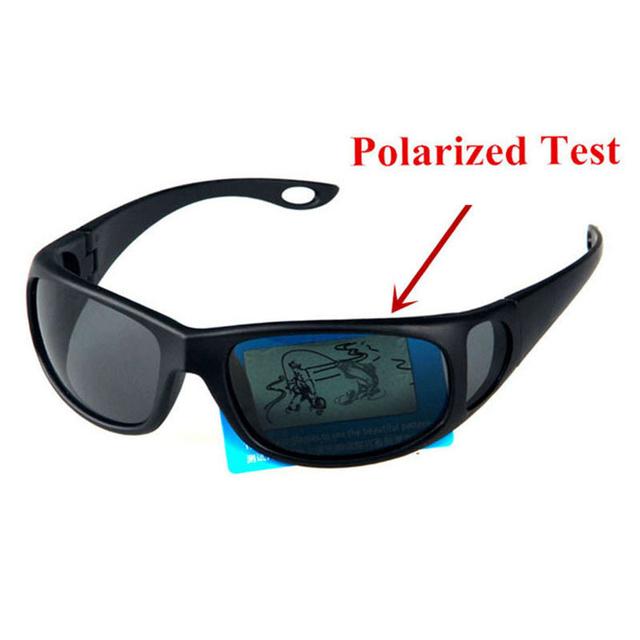 Fishing Polarized Sunglasses Polaroid Sport Glasses Jiangtun