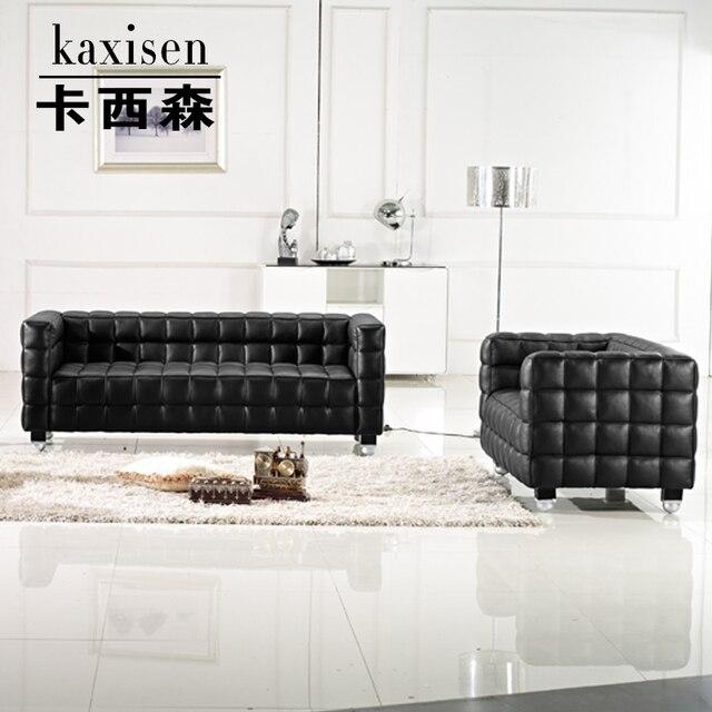 Ka Xisen Scandinavian Designer Sofa Lounge Sofa Office Reception
