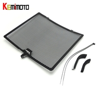 KEMiMOTO 2007 2014 CBR 600 RR Aluminum Radiator Grille Grills Guard Cover for Honda CBR600RR 2007 2008 2009 2010 11 2012 13 2014