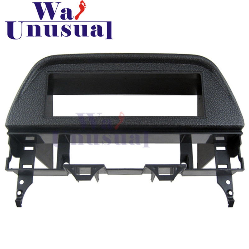 MA 001 1 DIN Top Quality <font><b>Radio</b></font> Fascia for <font><b>MAZDA</b></font> <font><b>6</b></font> 2006 Stereo Interface <font><b>Dash</b></font> CD Trim Installation <font><b>Kit</b></font> Free Shipping image