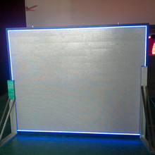 576 мм * 576 мм P3 просто шкаф экран для рекламы, 16 сканирования, 111111 dots/m2