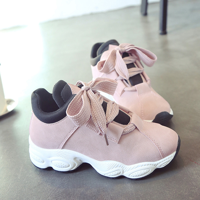 Women Shoes 2020 New Chunky Sneakers For Women Vulcanize Shoes Casual Fashion Dad Shoes Platform Sneakers Basket Femme Krasovki