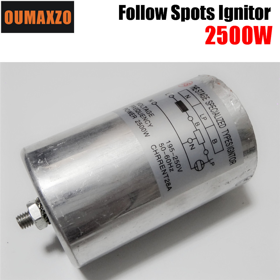 2500 W Luzes Ignitor Siga Spots/Rosa Céu Pesquisa luzes Ignitor Acessórios de Iluminação de Palco Frete Grátis