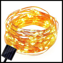 3set/lot LED Solar 100/150 led Outdoor LED Color Copper Wire Fairy String Lights for Christmas Xmas tree holiday decoration lamp