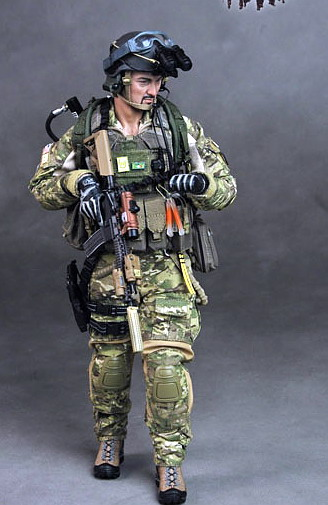 1/6 SS051 U.S Army Rangers 75th Ranger Regiment in Afghan Full set Action Figures for Toys Gifts Collections цены
