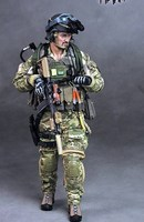 1/6 SS051 U.S Army Rangers 75th Ranger Regiment in Afghan Full set Action Figures for Toys Gifts Collections