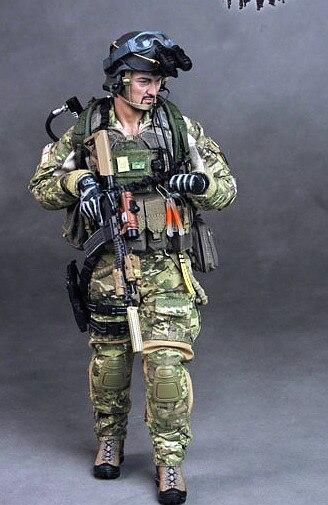 1/6 SS051 us armée Rangers 75th Ranger Regiment en Afghan ensemble complet figurines pour jouets cadeaux Collections