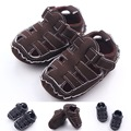 2016 New Fashion PU Leather Baby Moccasins Soft Soled Baby Boy Shoes Girl Newborn Infant Baby Shoes First Walkers Free Shipping