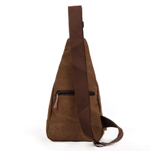 New Fashion Man Shoulder Bag Men  Canvas Messenger Bags Casual  Travel  Military  Bag