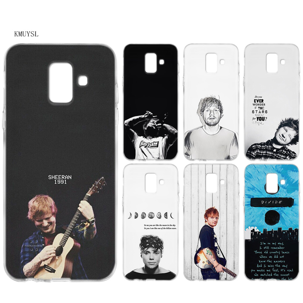 Cellphones & Telecommunications Kmuysl Ed Sheeran Shape You Tpu Clear Soft Case Cover Shell For Xiaomi Redmi Note 5 Plus 5a 5x A1 S2