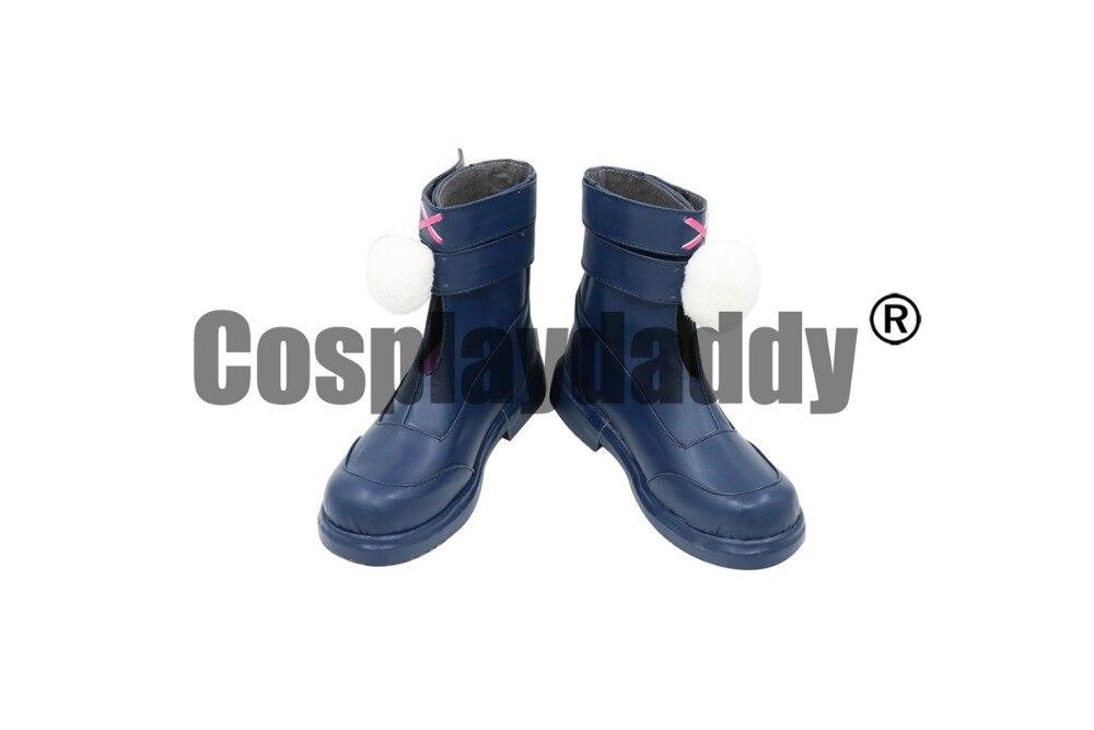 Chaussures Cosplay pour filles en première ligne MP7 Heckler & Koch Maschinenpistole 7 jeux bottes C006