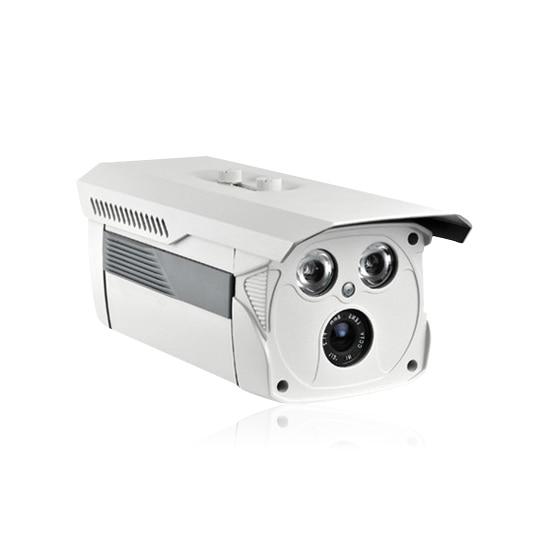 Volles 720p 4-Kanal-PoE-Überwachungskamerasystem (Power Over - Schutz und Sicherheit - Foto 2