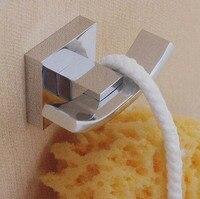 High Quanlity Contemporary Wall Mounted Towel Robe Hook Wall Hanger For Keys Hats Coat Hooks Bathroom