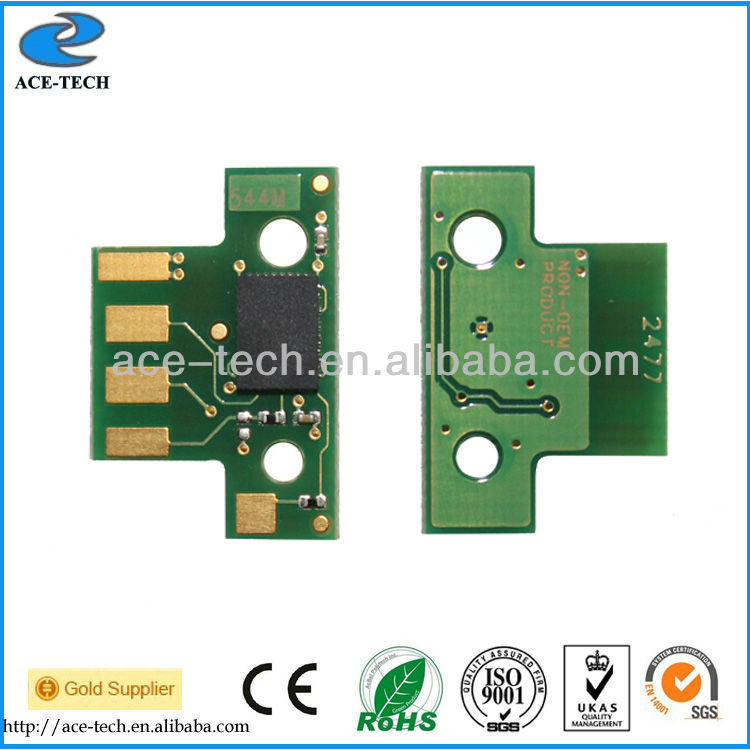 compatible laser toner cartridge chip for lexmark CS310n/dn CS410n/dn/dnt CS510de/dte 70C2HK0 70C2HC0 70C2HM0 70C2HY0