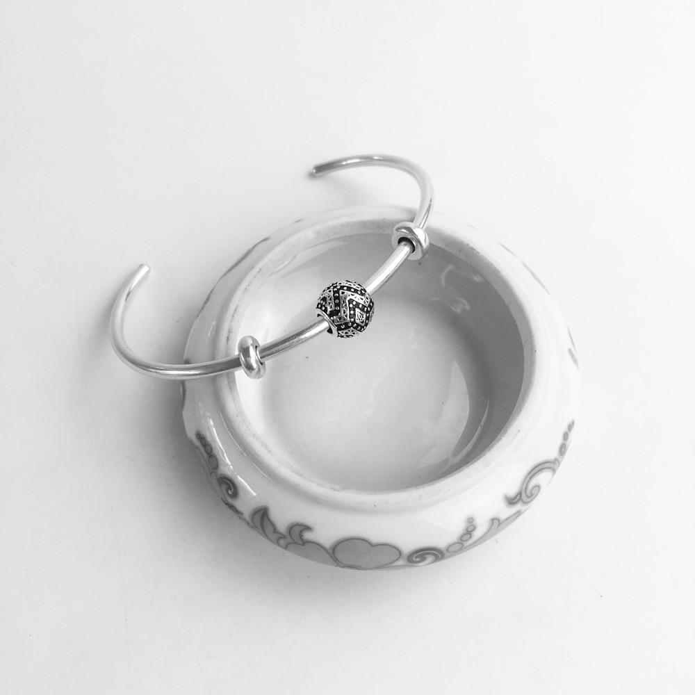 70b065c1877a Memnon nuevo Reflexions pulseras para las mujeres joyería 925 brazaletes de  plata esterlina fit plata encantos
