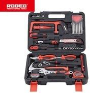 RODEO HTS9040 40pcs Home Tools Household Tool Set Home Repair Tool Set Hand Tools цены