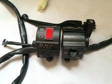 Handlebar Black Motorcycle Turn Signal Light Switch