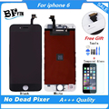 Black/White For iphone 6 Lcd Screen Display 4.7 inch Pantalla with Touch Digitizer Assembly Original Glass+Tools+Tempered Glass