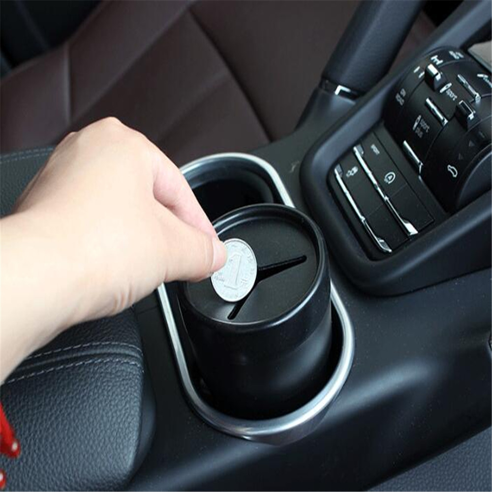 Poubelle universelle pratique pour voiture pour Nissan x-trail Qashqai Toyota Camry RAV4 Corolla Skoda rapid Superb