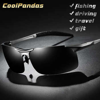 Aluminum Magnesium Men Polarized Sunglasses Aviation HD Driving Sun Glasses Male Sport Sunglasses lunette soleil homme oculos - DISCOUNT ITEM  50% OFF All Category