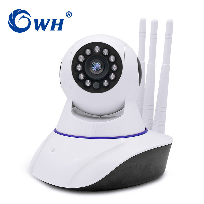 CWH Baby Camera WiFi IP Camera Wireless Remote Monitor Home Store Hotel Office Workshop with Audio SD Card Recording IPCZ06SFY dean exultra cwh