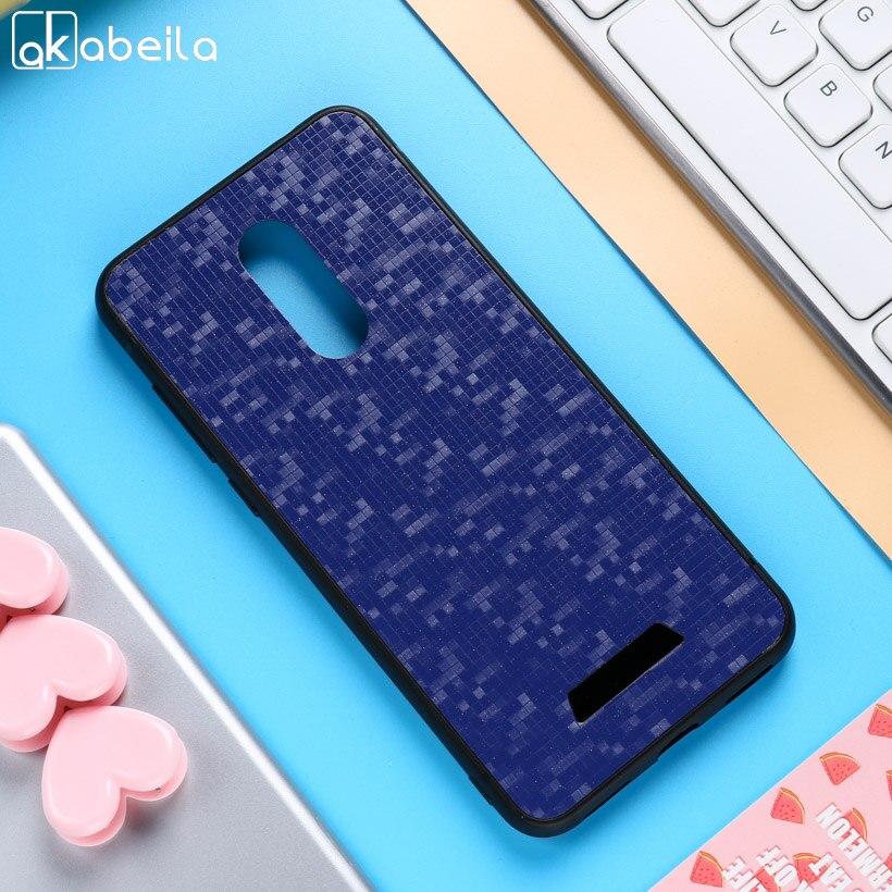 AKABEILA для Xiaomi Redmi 5 плюс Чехол Пластик Жёсткие Чехлы Xiaomi Redmi Note 5 Cover 3D мозаика охватывает роскошь ультра тонкий матовый 5,99
